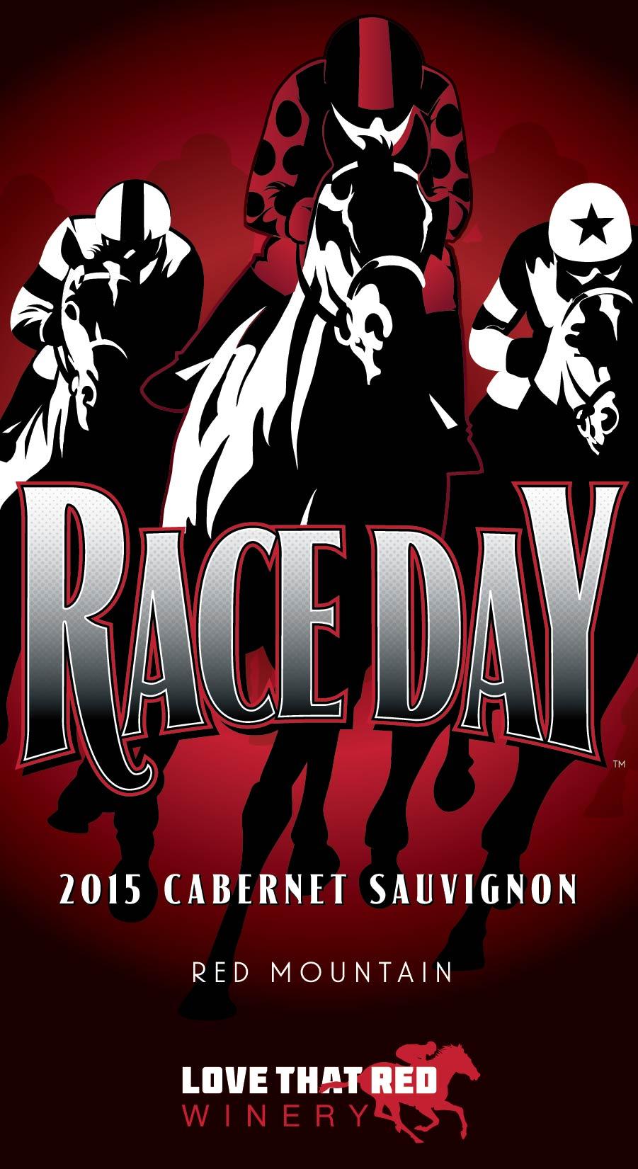 Race Day Red Mountain Cabernet Sauvignon