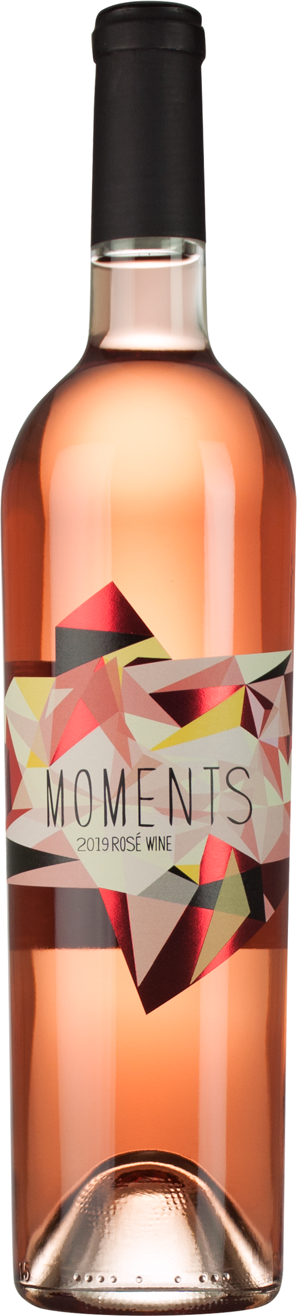 Moments Rose' 2019