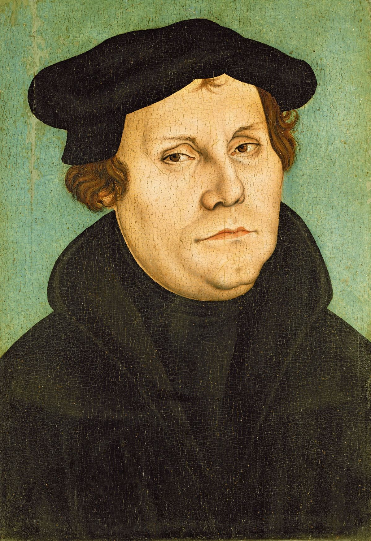 """Slide lecture by Dr. Erwin: """"The Gospel Made Visible: Lutheran Theology in the Paintings of Lucas Cranach, Father and Son"""""""