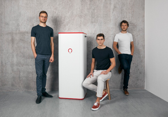 Voltstorage announced a €6M venture financing round, which will be used to scale manufacturing and production of their vanadium redox flow energy storage system.