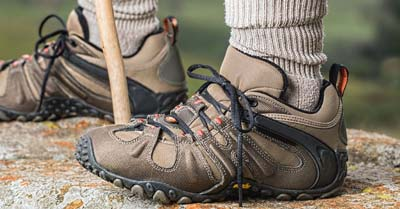 How To Tie Hiking Boots - The Top 5 Ways | Today I'm Outisde