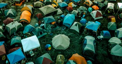 Campsite vs Tent Site: What Are Their Differences? | Today I'm Outside
