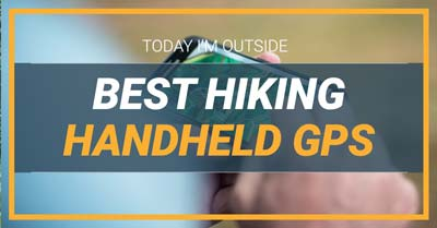 10 Best GPS for Hiking | Today I'm Outside
