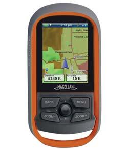 Magellan eXplorist 310 Waterproof Hiking GPS