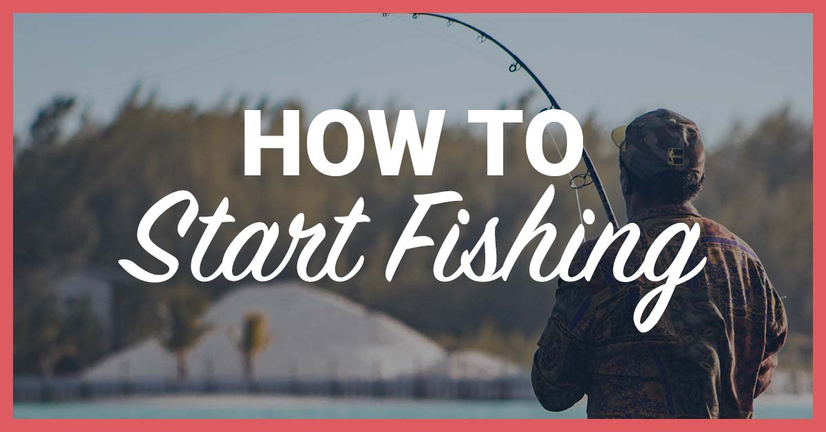 How To Start Fishing | Today I'm Outside
