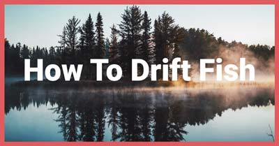How To Drift Fish   Today I'm Outside