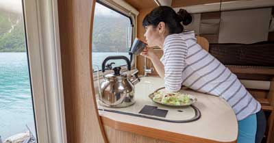 How to Make Coffee in an RV | Today I'm Outside