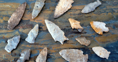 Where Can You Sell Arrowheads?   Today I'm Outside