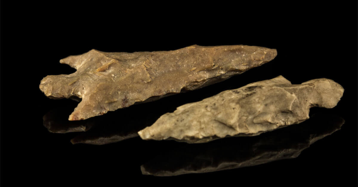 What Do Arrowheads Symbolize & Represent?  | Today I'm Outside