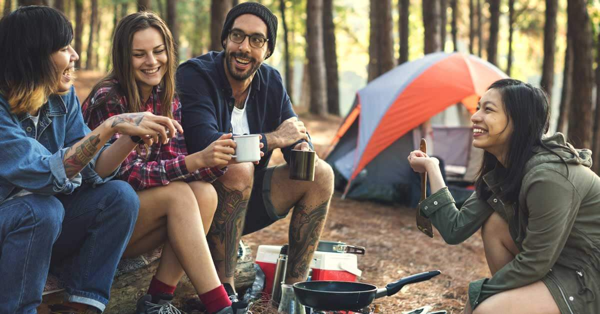 How Does Camping Affect The Environment? | Today I'm Outside