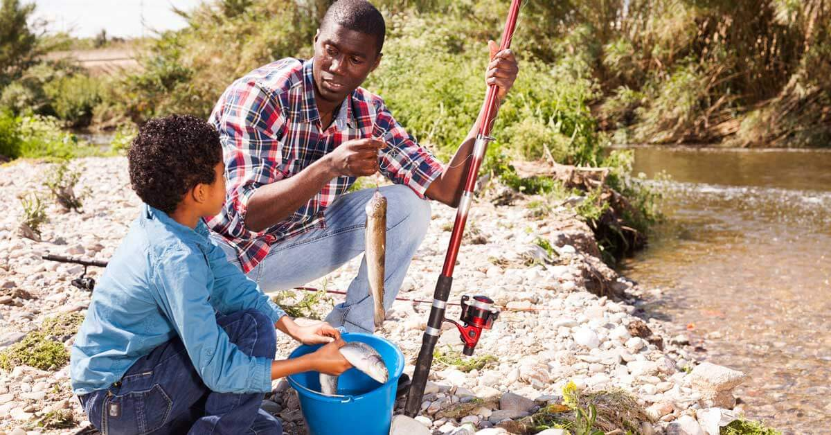 What Age Do You Need A Fishing License? | Today I'm Outside