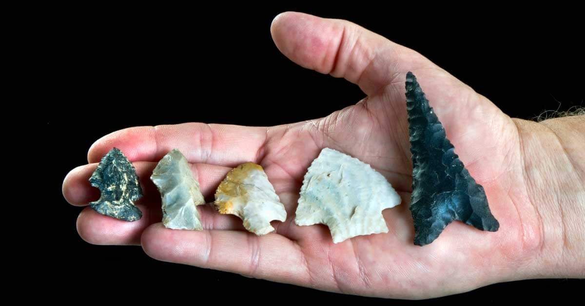 Types of Arrowheads | Today I'm Outside