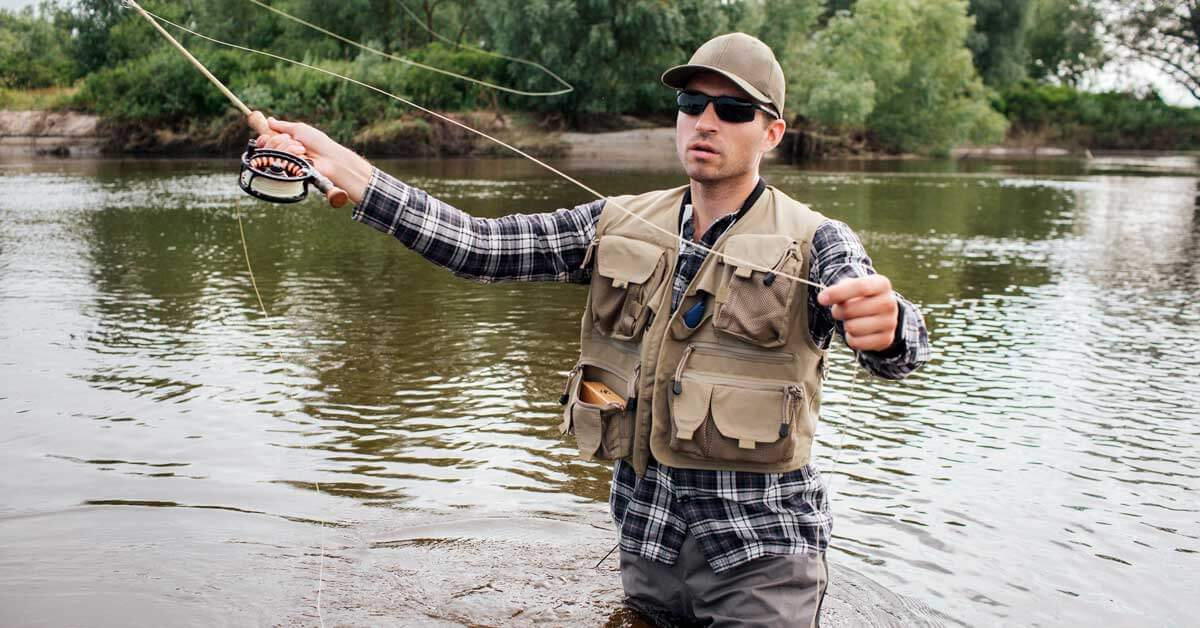Best Fishing Vests | Today I'm Outside