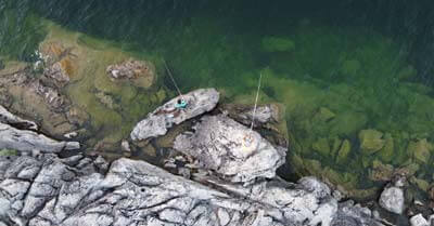 What Is Drone Fishing | Today I'm Outside