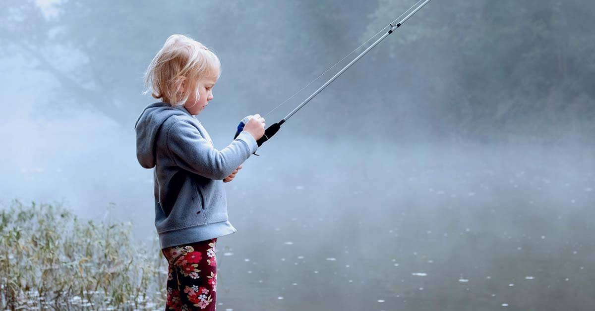 Is Fishing Hard To Learn | Today I'm Outside