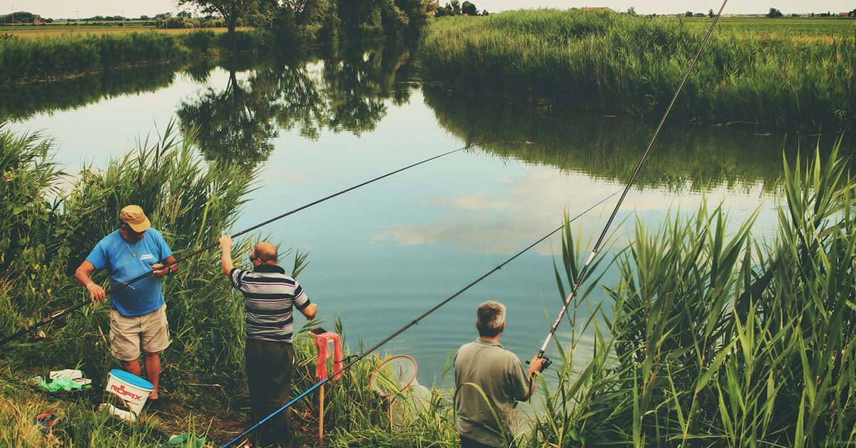 Fishing In Lakes & Ponds | Today I'm Outside