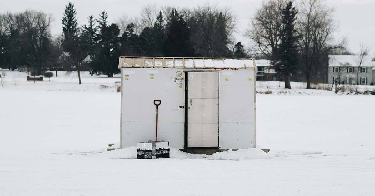 8 Best Ice Fishing Shelters | Today I'm Outside