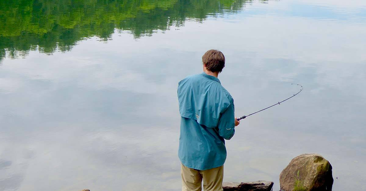 Best Rod and Reel Combos for Beginners | Today I'm Outside