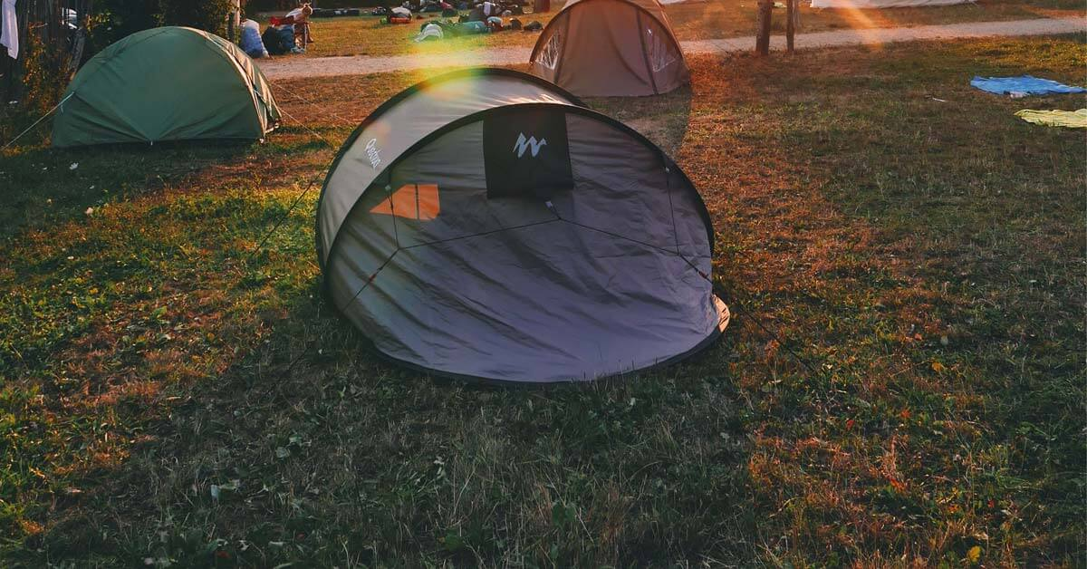 Can I Pitch a Tent Anywhere? | Today I'm Outside