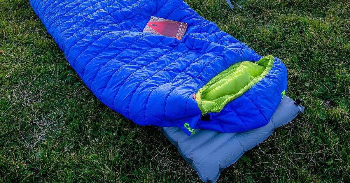 Do Sleeping Pads Go Inside Your Sleeping Bag? | Today I'm Outside