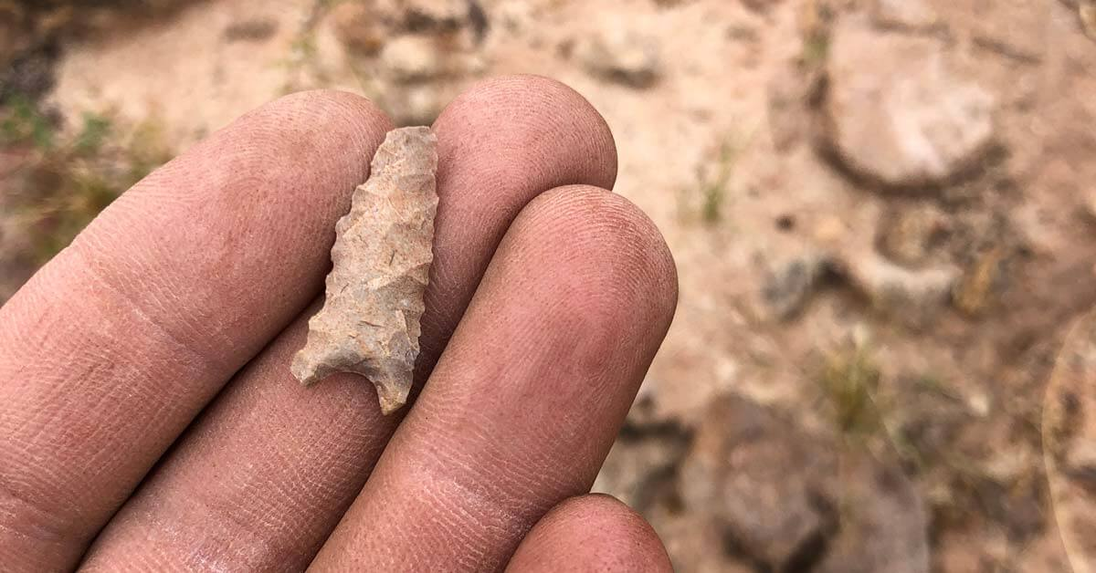 How Old Is An Arrowhead? | Today I'm Outside