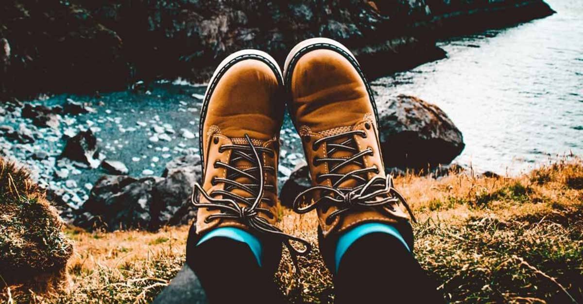 Should I Wear 2 Pairs Of Socks When Hiking? | Today I'm Outside