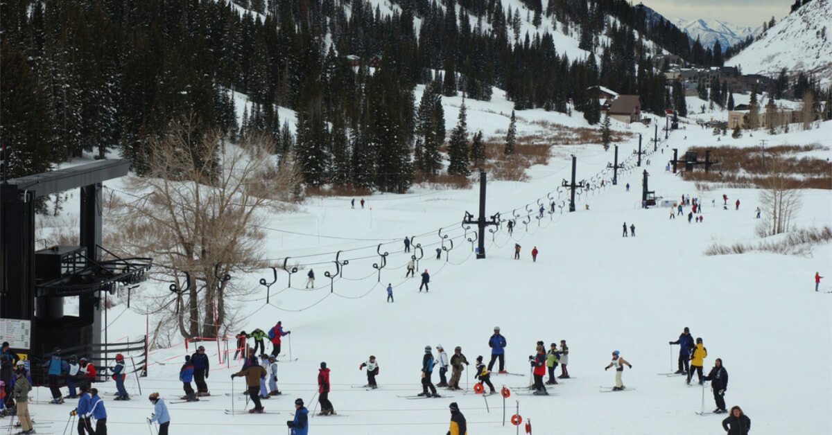 Is Snowboarding Allowed at Alta? | Today I'm Outside
