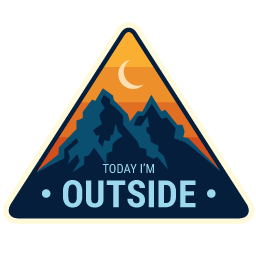 Today I'm Outside Logo
