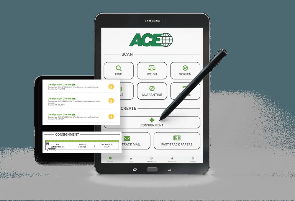 ACE Forwarding