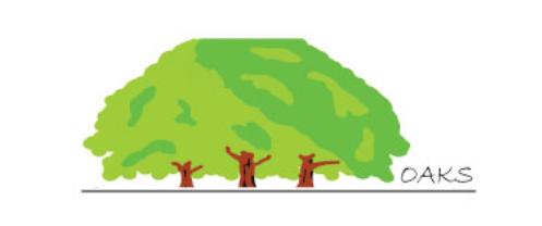 Logo Oaks
