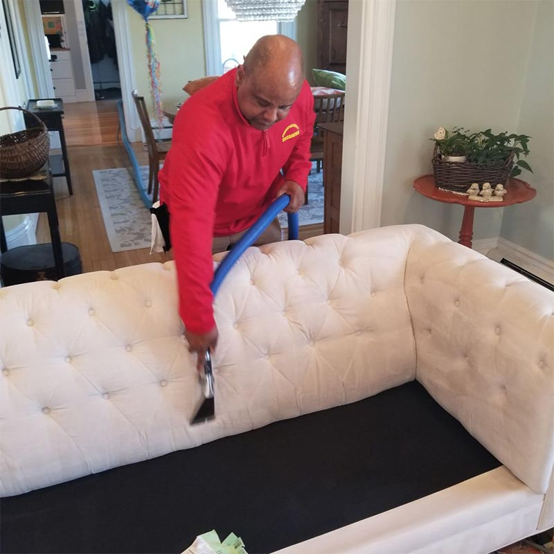 Furniture cleaning in Lynnfield, MA
