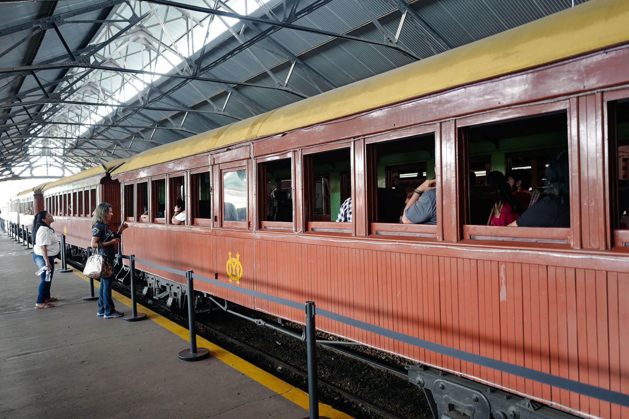 Sao Joao del Rei RailwayStation