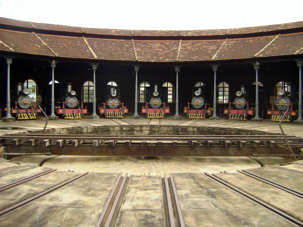 Railway Museum Sao Joao del Rei