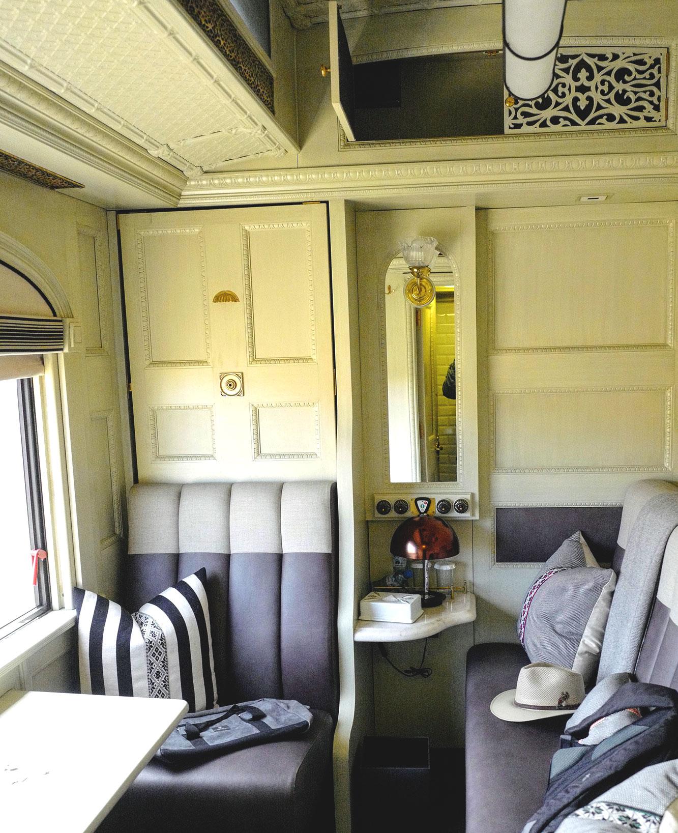 Single Cabin Andean Explorer Train