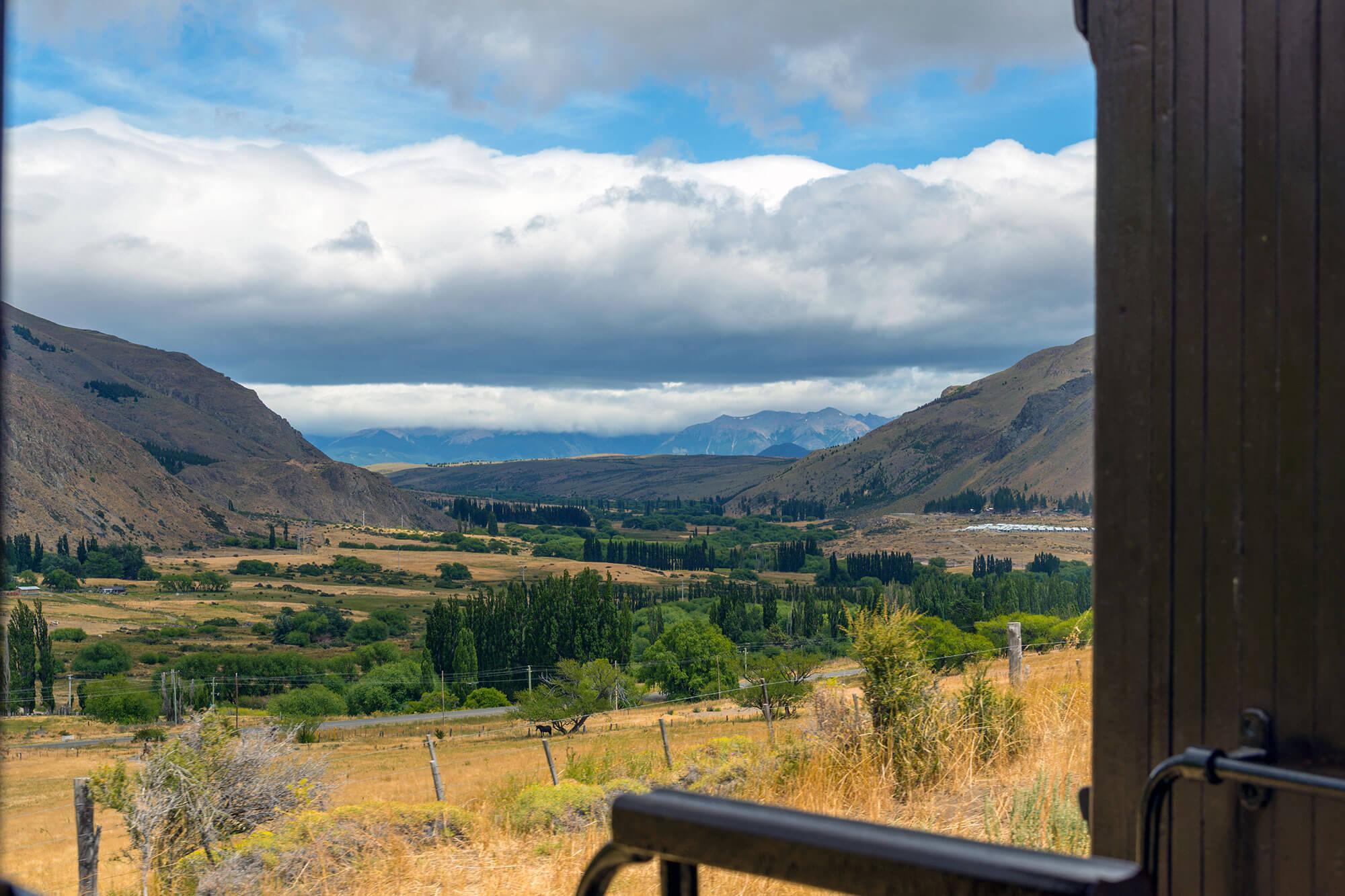 The Old Patagonian Express -La Trochita