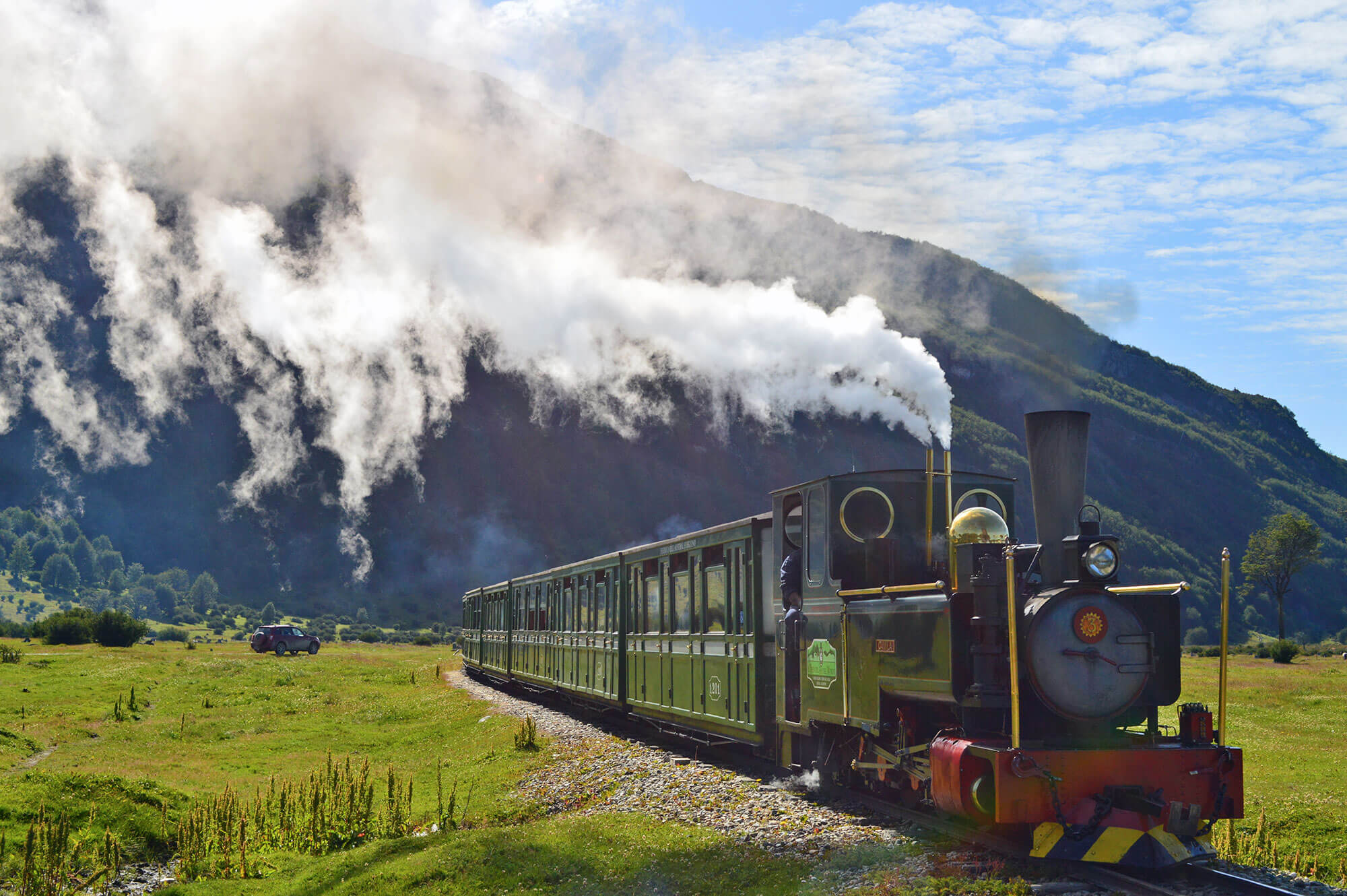 Train of the End of the World, Ushuaia, Argentina