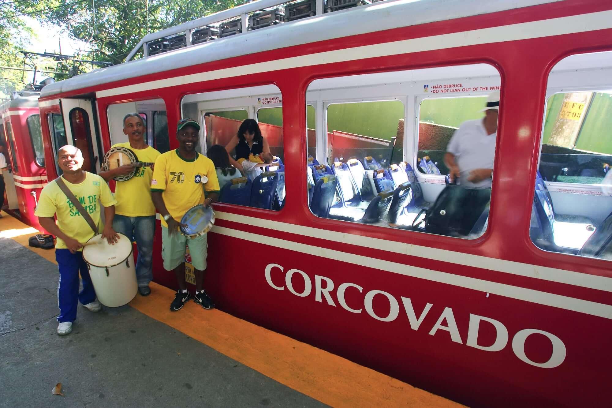 Corcovado Mountain Railway Station