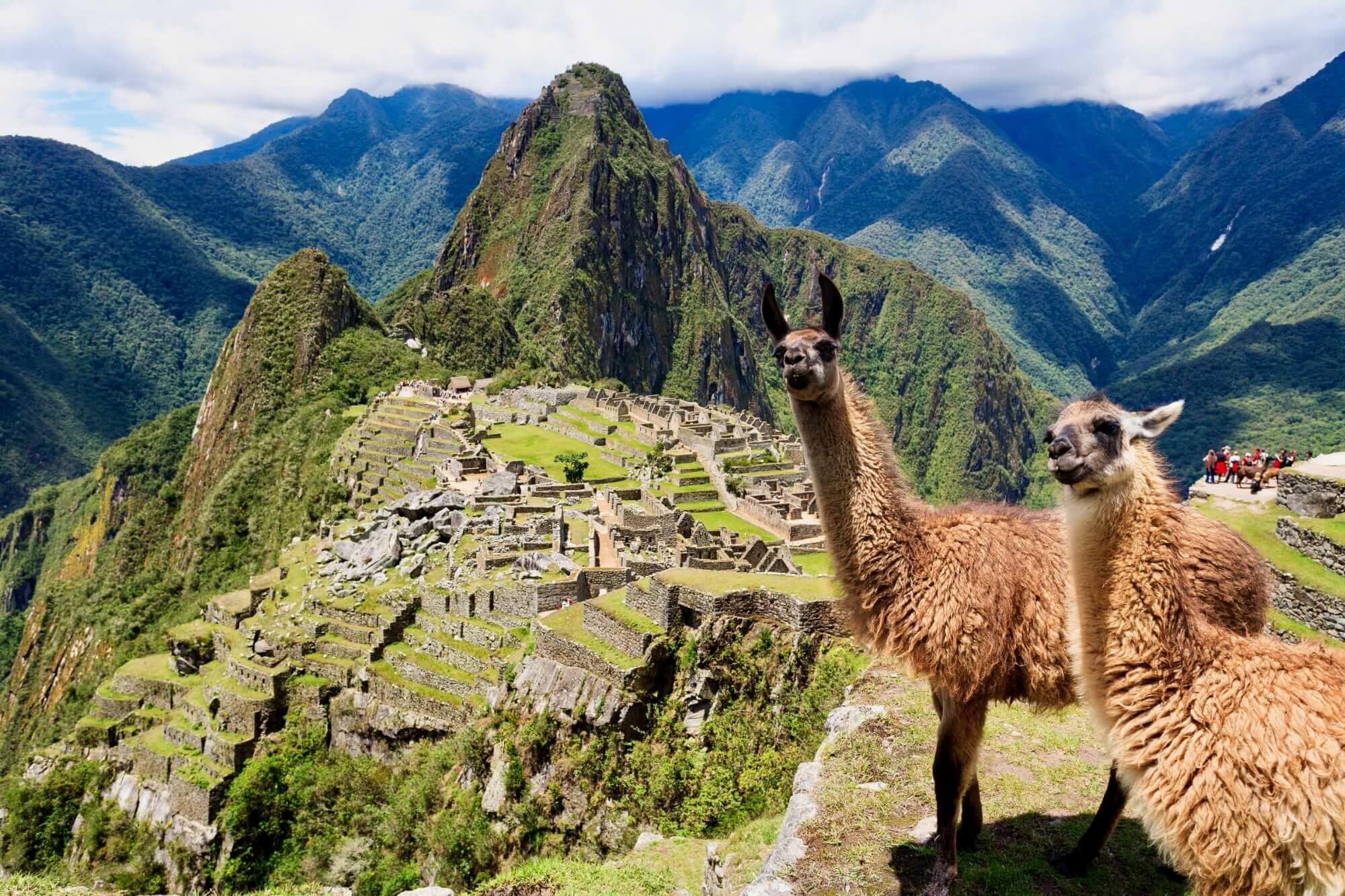 Citadel of Machu Picchu, Peru