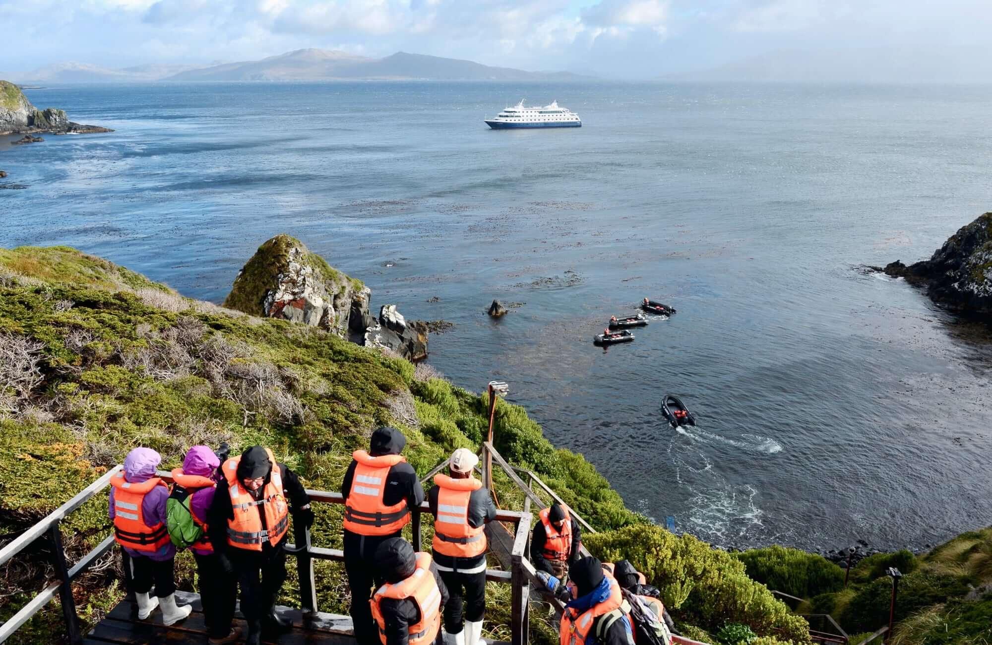 Cape Horn Australis Cruises, Chile