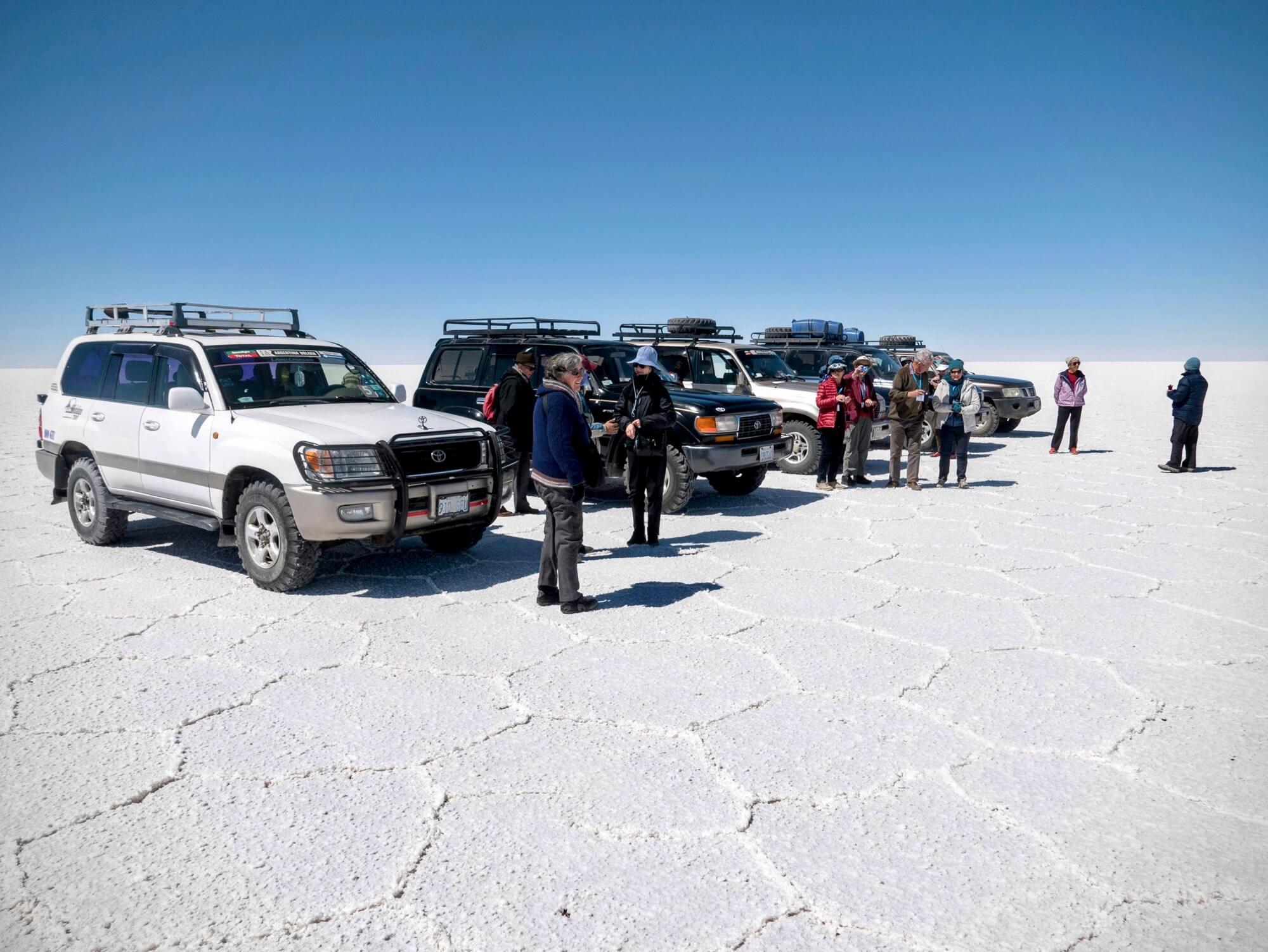 Uyuni Salt Lake Small Group Expedition
