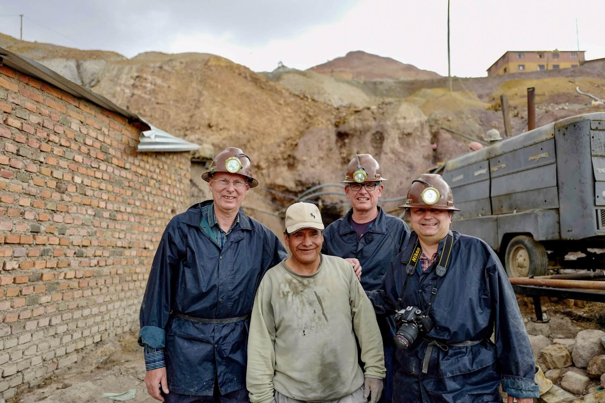 Visiting the Cerro Rico Mine in Potosi, Bolivia
