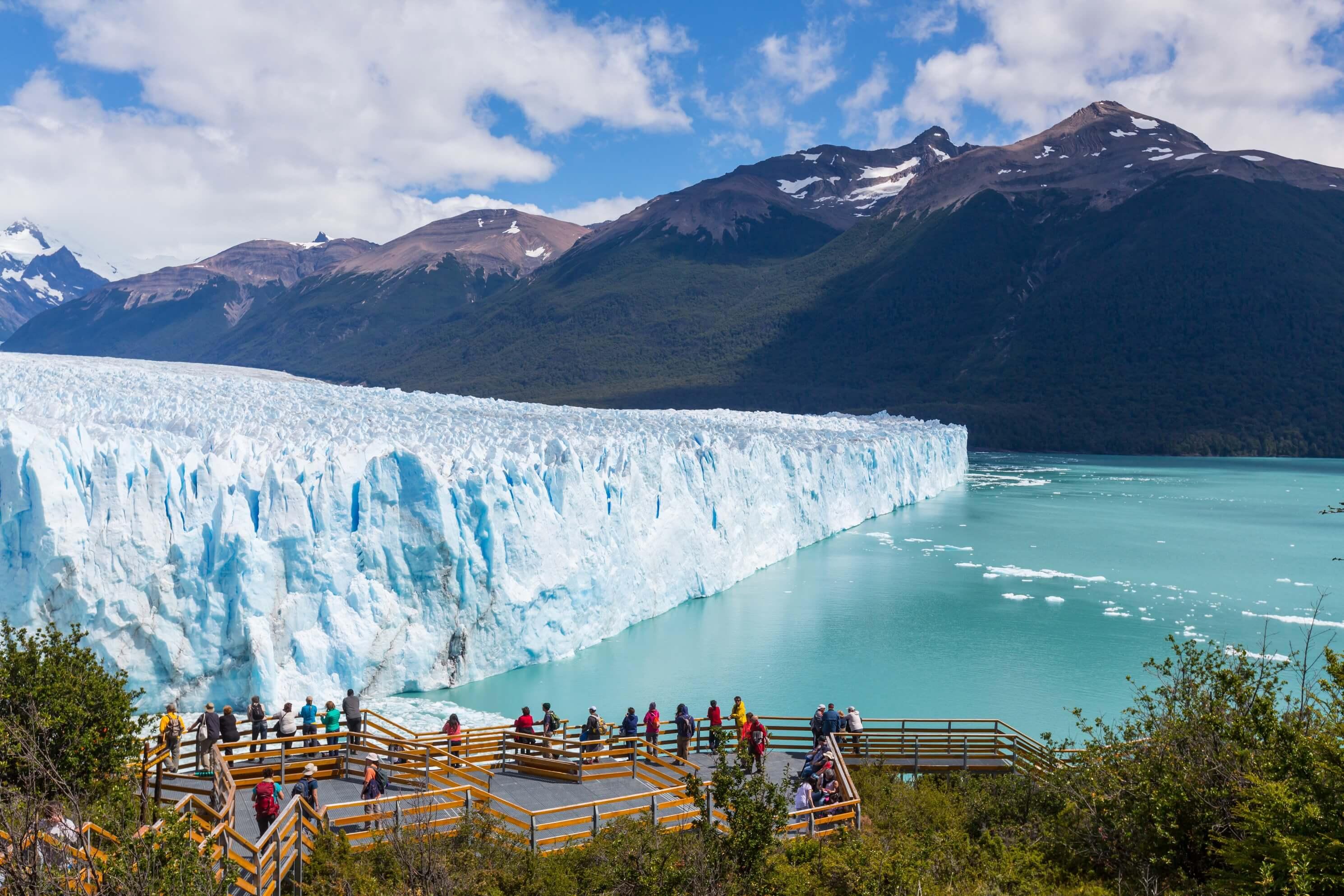 Perrito Moreno Glacier, Calafate, Argentina