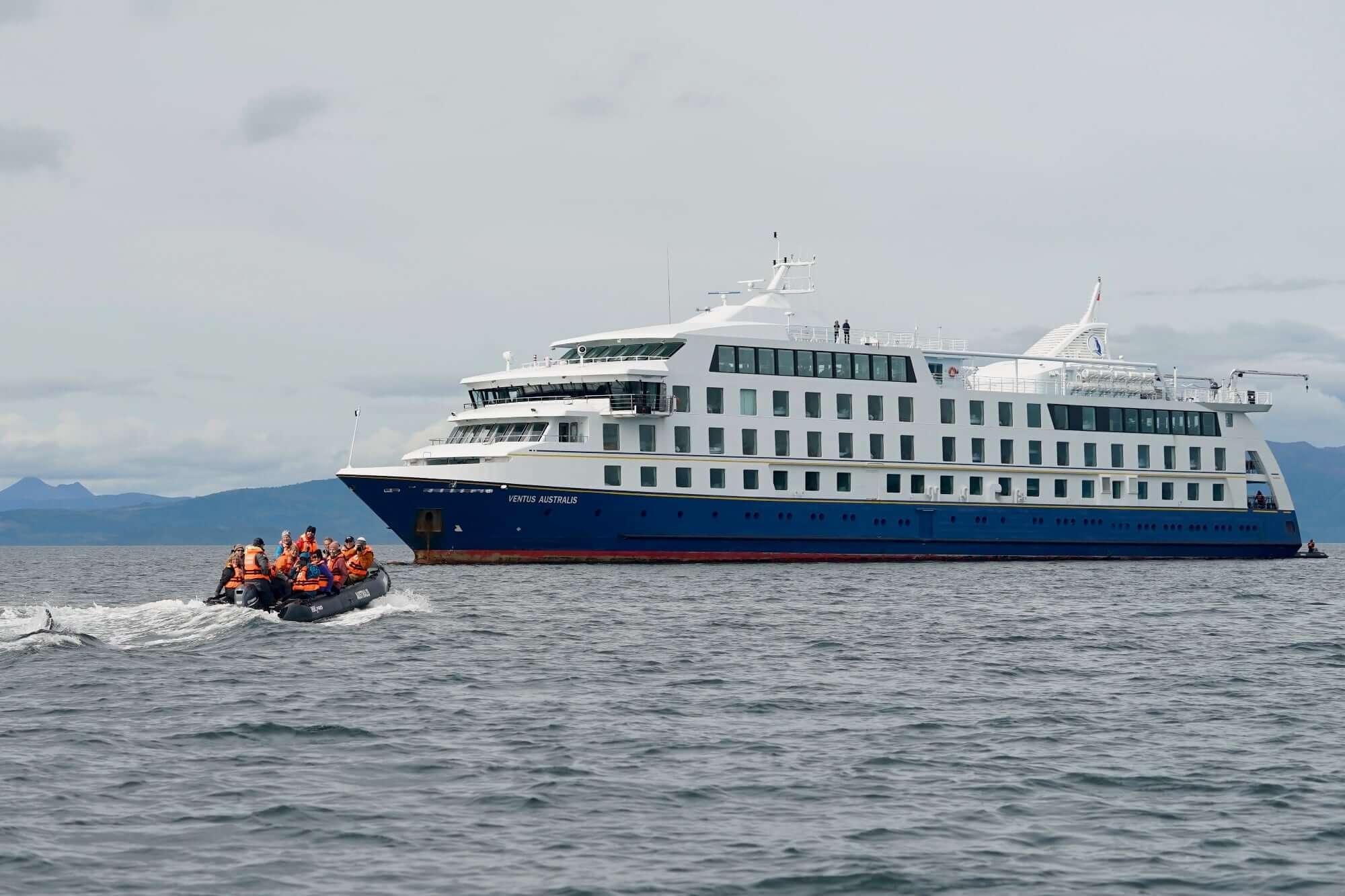 Australis Cruise around Cape Horn, Chile