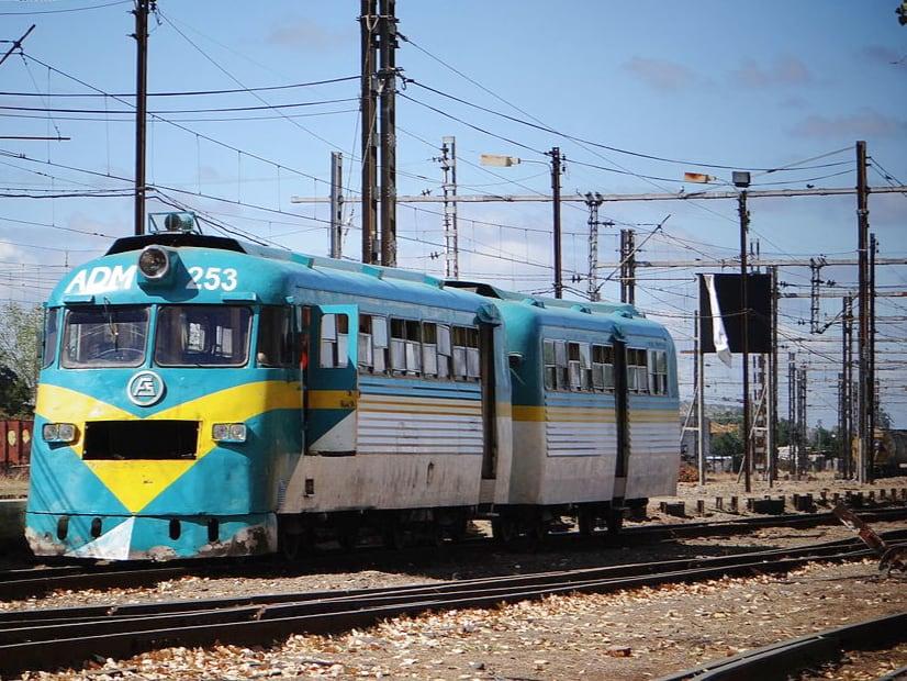 El Ultimo Ramal - Train between Talca and Constitucion, Chile