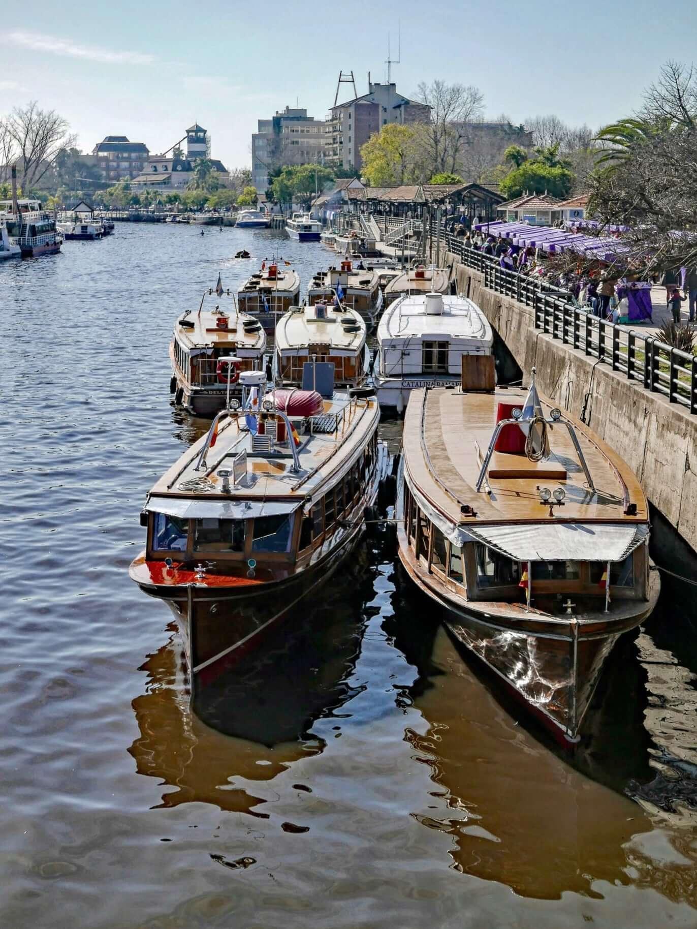 Puerto Tigre, Buenos Aires, Argentina