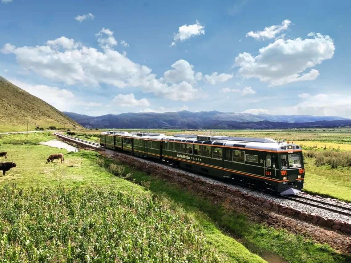 Incarail 360 Train