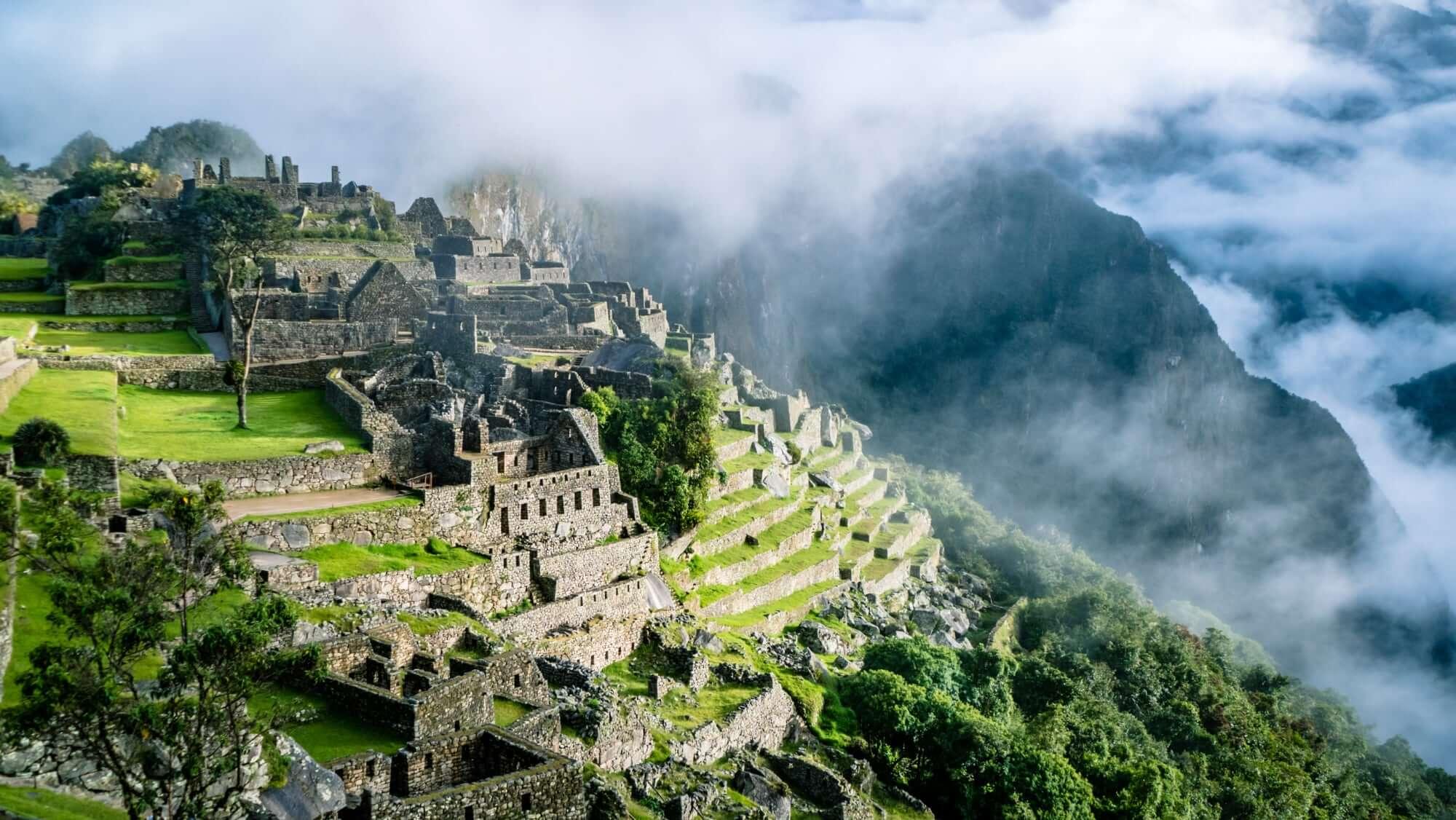 Machu Picchu and Urubamba Valley