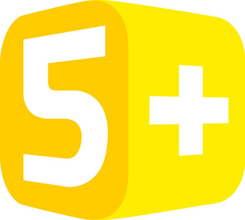 Logo TV 5+
