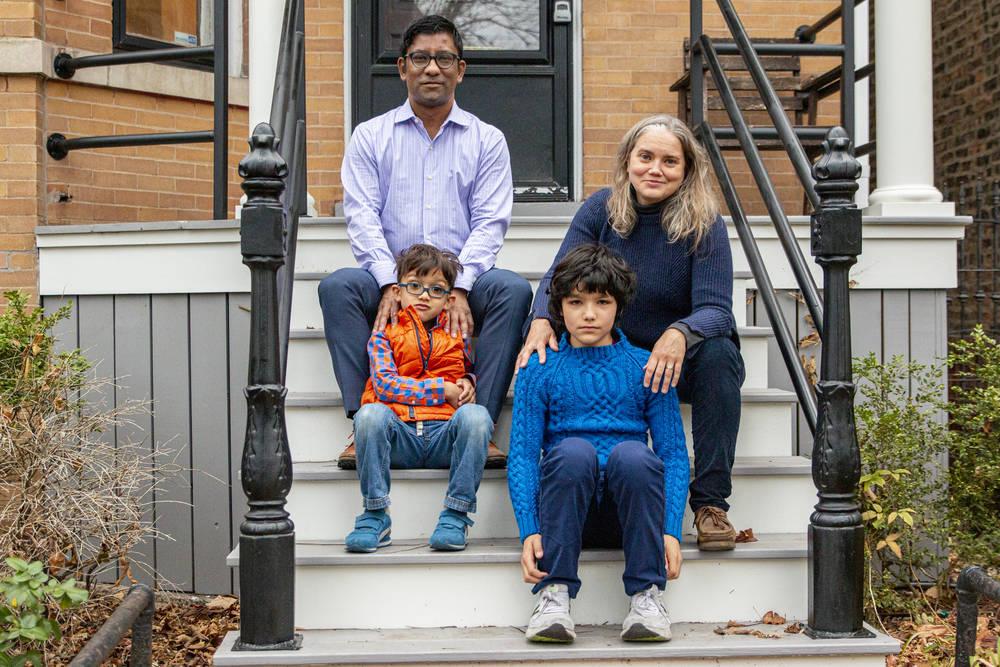 Aziz Huq, Frank and Bernice J. Greenberg Professor of Law