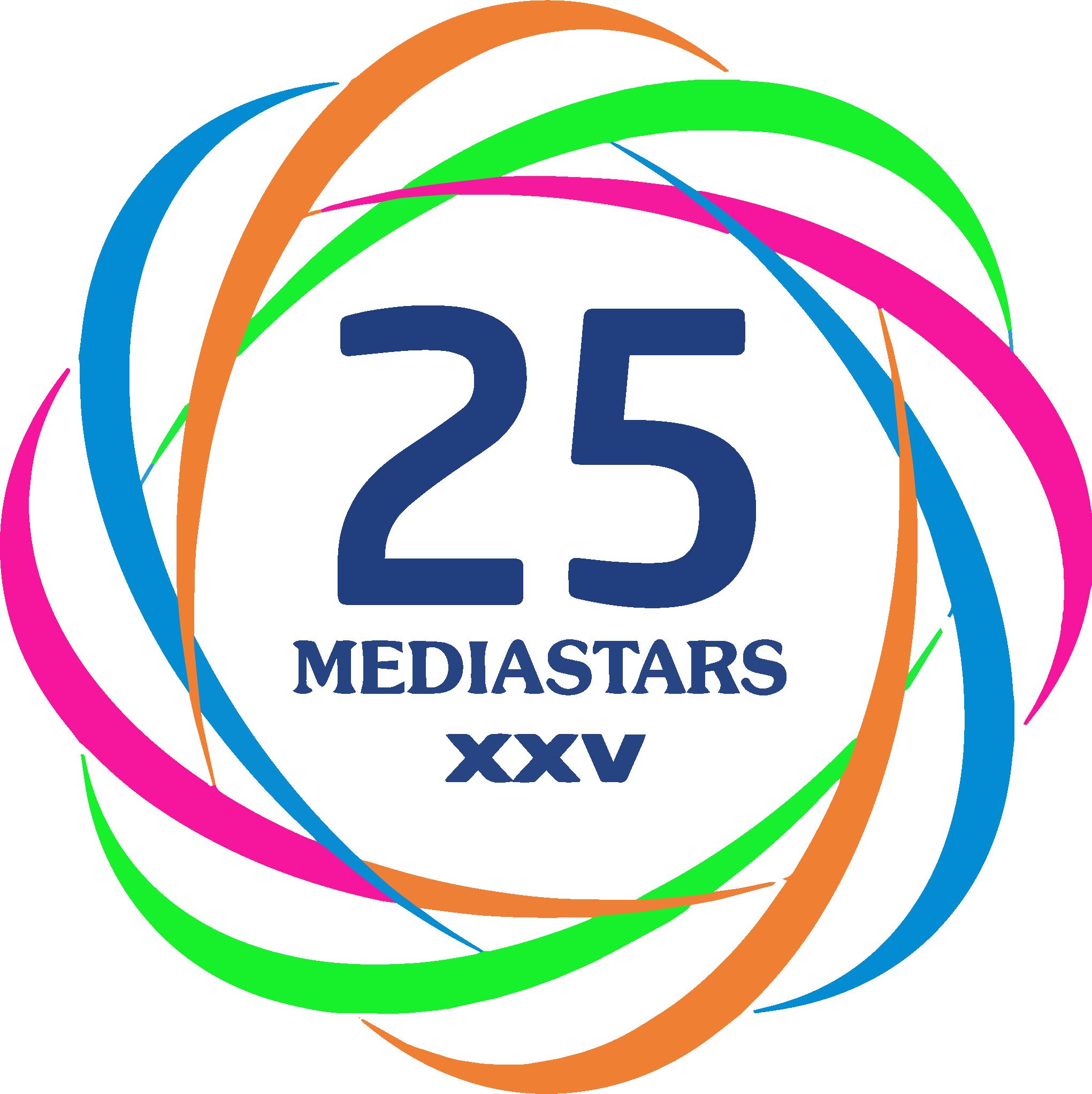 Logo Mediastars 25